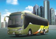Daewoo brand new bus price 6121HK passenger coach for sale