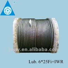 export steel wire rope with one strand color