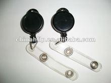 plastic Ear retractable badge holder