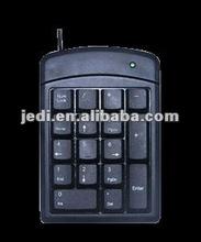 numeric keyboard(17 keys)