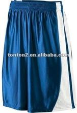 Sublimation Athletic Basketball Shorts Blue