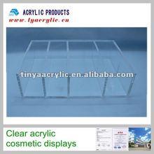 acrylic box,acrylic display box,acrylic donation box with lock in 2012