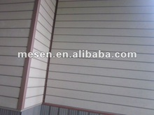 elegant waterproof wpc external wall covering