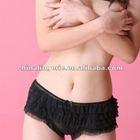 black 2011 hottest silk lace sexy panty