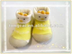 cute baby sock soft outsole shoe