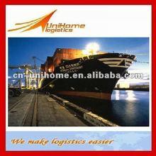sea freight from foshan/zhuhai/zhongshan/dongguan to Cameroon