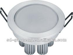 6W round led ceiling light