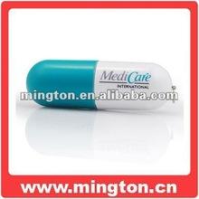 Medical Gift 1GB~16GB Grade A Chip Capsule USB Flash Drive