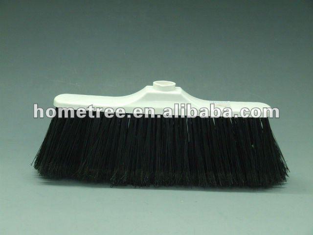 plastic push broom,low price plastic broom,plastic broom