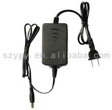 5V 9V 12V 12V1A 12V1.5A ,18W max power,power adapter , 2012 hot sales