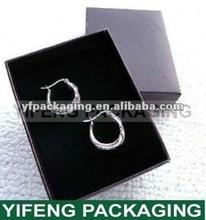 cardboard made jewelry box for earrings