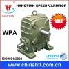 WPA worm gear speed reducer