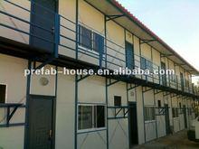 prefabricated steel frame hotel