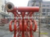 polyurethane spray paint for cooling water pipeline