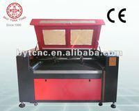 2012 BEST ! laser cloth logo cutting machine (CE Certification) BJG-1610