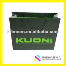 2012 most popular aminated photo printed shopping bag