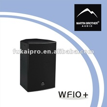 """10"""" ultra-compact stage monitor speaker system"""