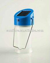 2012 newest portable solar lantern light