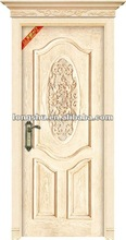 Luxury Design Wooden Doors with Door head