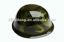 Camouflage helmet glass fiber reinforced plastic helmet security helmet site safety hat