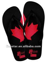 Ladies cheap rubber flip flop 2012