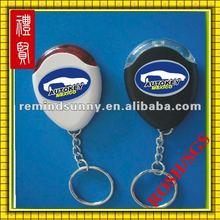 2012 hot selling Keyfinder Whistle Keychain