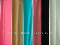 Chlorine Resistant UPF 50+ swimwear fabrics PBT fabric