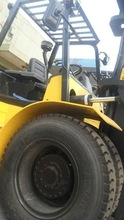 container handler forklift
