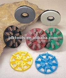 Metal and Resin bond Diamond Grinding Discs