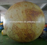 custom inflatable planet balloon
