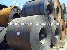 Structual de acero laminado en caliente de acero suave rollo ( q235 q345 a36 ss400 s235jr s355jr s275jr.... Fabricación )