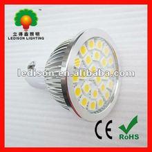 24leds 5w SMD LED bulb with CE RoHS SAA