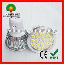 24leds 5w LED SMD bulb with CE RoHS SAA