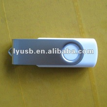 Colorful rotatable usb flash drive 4gb,white swing usb drive 8gb,Promotion logo swivel card usb flash drive 4gb