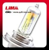 e-hommologated yellow xenon bulbs