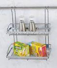 HCJ302 Kitchen Metal Wire Spice Rack