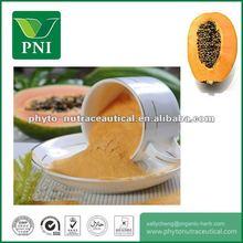 Papaya juice extract