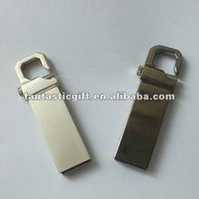 promotional metal keychain USB flash drivers