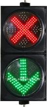 200mm pass or stop traffic signal light