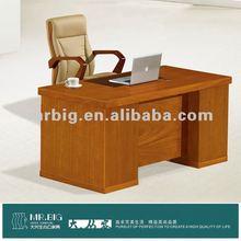 executive table, melamin top office desks, new england furniture YE1416