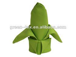 Sage green polyester dinner napkin/ table linen napkin