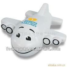 PU plane toy