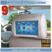 "9"" Digital Panel Touch Screen Car Headrest Player For SUZUKI GRAND VITARA"