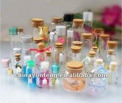 Cork top bottles Glass, Manufacturer