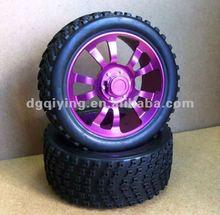 1/8 rc car toy car wheel parts