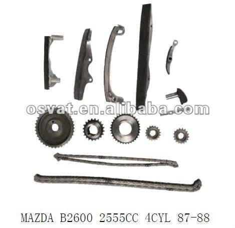Mazda B2600 2555CC 4CYL cadena de distribución kit