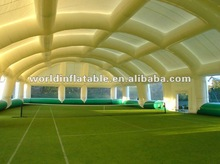 2012 inflatable tennis tent for cover IT-D127