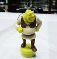 Tv de plástico carácter shrek/andreas schleichertom sherak/dbnb glovo figura de juguete