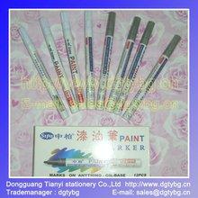 Paint pen porcelain paint pen waterproof paint pen