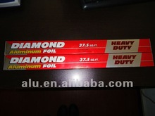 Aluminum Household Foil for kitchen resturant hotel supermarket etc in color box/with or without blade